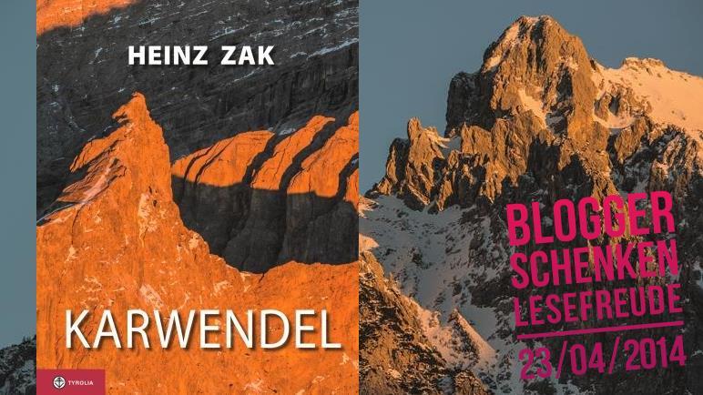 Der Bildband Karwendel von Heinz Zak - Fotos: Heinz Zak