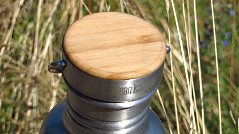 Das gewisse Extra: Der Deckel aus Bambus