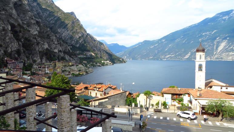 Limone sul Garda - trotz Massentourismus ein sehr schöner Ort