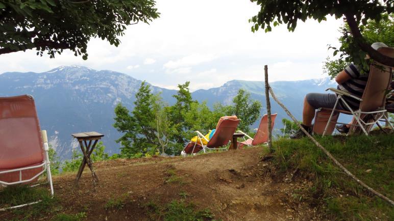 Ristoro Mughera - Instant Entspannung im Liegestuhl