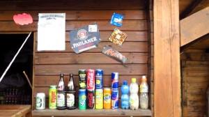 3D-Speise- und Getränkekarte im Ristoro Mughera