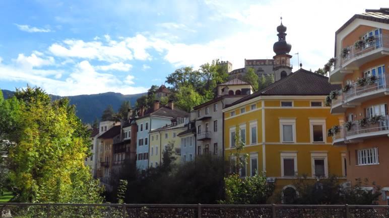 Bruneck im Pustertal, an der Rienz