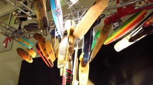 Der Himmel hängt voller Boards