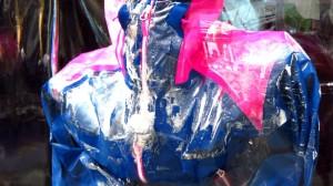 Ice, Ice, Baby - Die GoreTex Jacke im Eisblock ist ein ISPO-Klassiker
