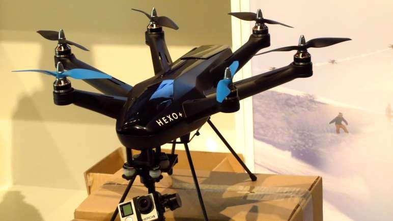 Die Hexo+ Drohne. Die mit dem Habenwollen-Effekt