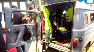 Die lässigsten - Patagonia mit dem Camping Renault