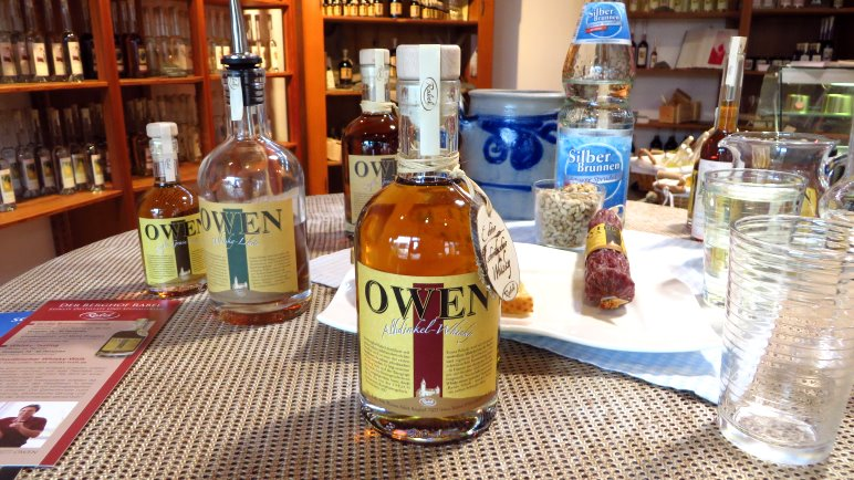 Der Albdinkel-Whisky vom Berghof Rabel in Owen