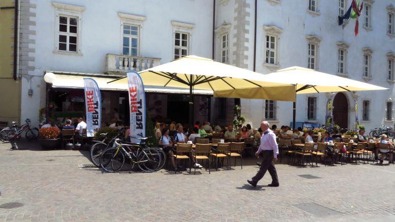 Das Caffè Trentino in Arco