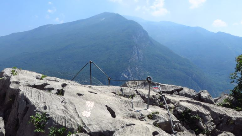 Klettersteigset Verleih Salzburg : Colodri klettersteig bei arco am gardasee auf den berg.de