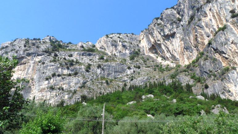 Klettersteig Set Leihen Berchtesgaden : Colodri klettersteig bei arco am gardasee auf den berg