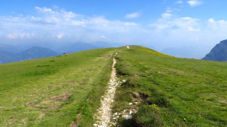 Auf der Colma di Malcesine