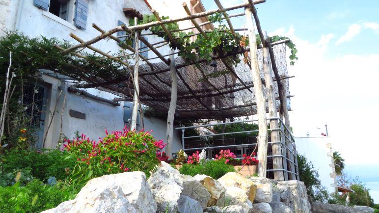 War leider bei meinem Besuch geschlossen: Das Restaurant Tu Tamo in Mošćenice