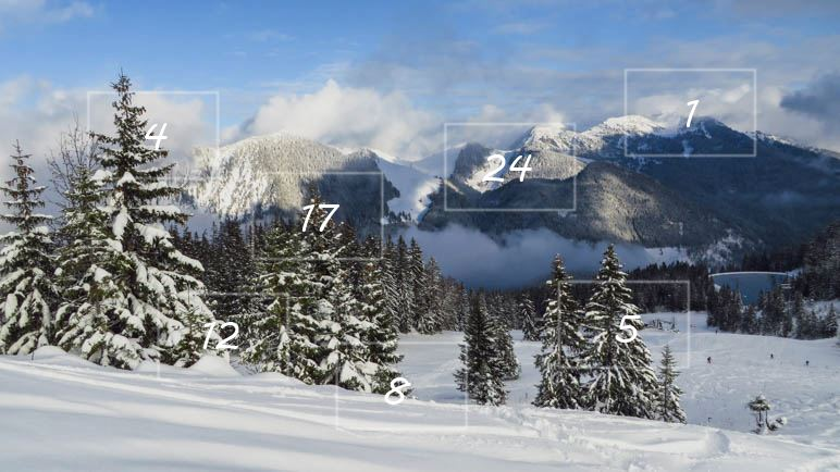 Outdoor Adventskalender 2018 für Wanderer und Bergsteiger