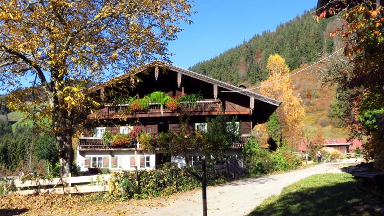 Mitterleiten: Das ist Bayern wie aus dem Bilderbuch