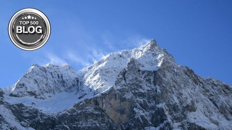 Laut dem Blogger-Relevanzindex zählt auf-den-berg.de zu den wichtigsten 500 Blogs in Deutschland