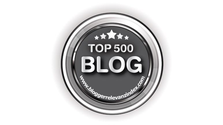 Das Top-500-Siegel für die Website