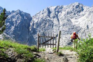 Das Tor zu den Laliderern