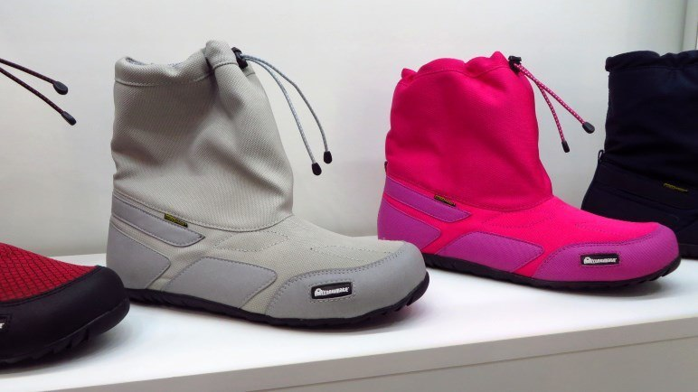 In einer Form und vielen Farben und Mustern erhältlich: Die Schuhe von Xnowmate