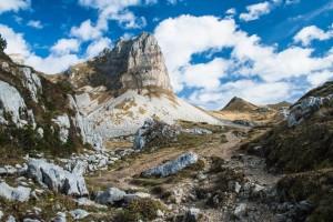 Der Rosskopf im Rofan-Gebirge
