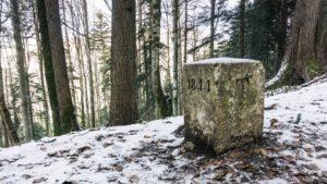 Auf dem Weg von Sachrang zur Wildbichler Alm und Karspitze