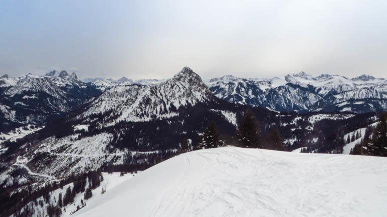 Gipfelblick vom Schönkahler