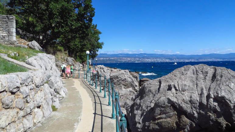 An der Kaiser Franz Josef Promenade