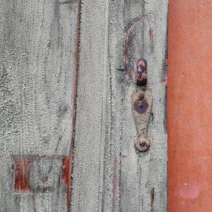 Altes Fenster in Campione