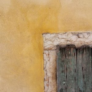Altes Fenster in Lazise