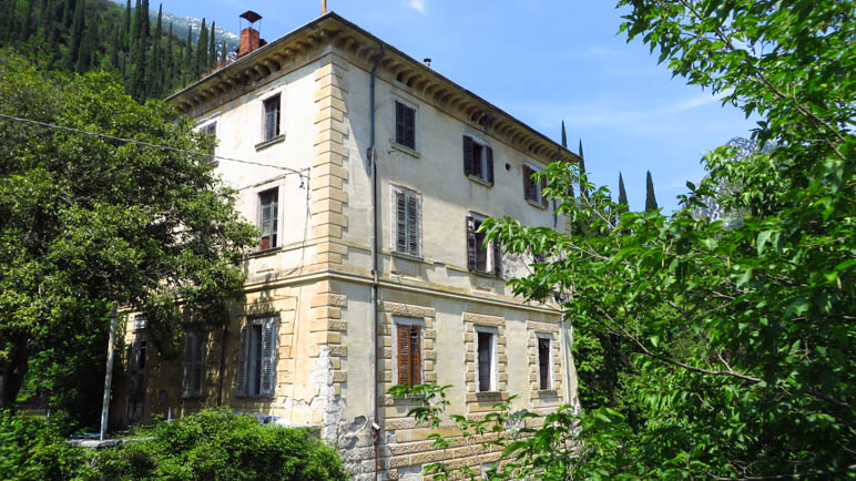 Die Villa Maffizzoli