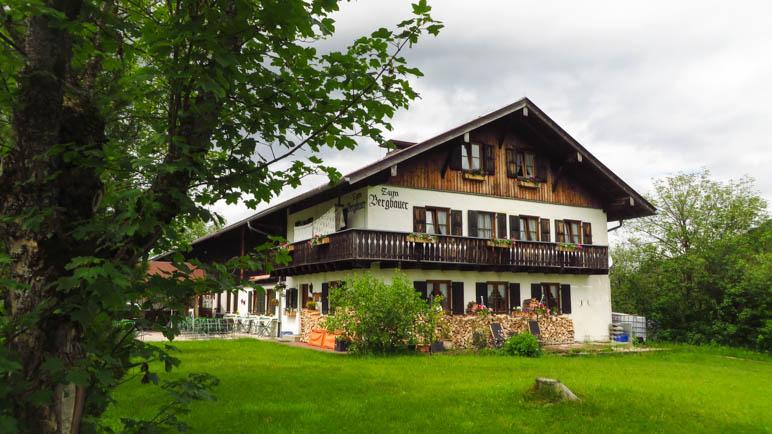 Zum Bergbauer: Ein prächtiger bayerischer Bilderbuch-Bauernhof