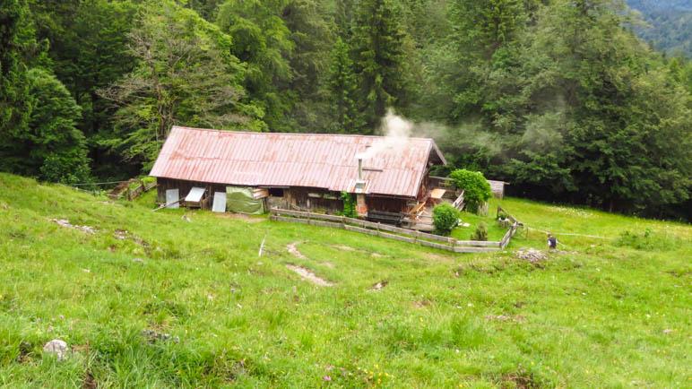 Die Mitterhütte