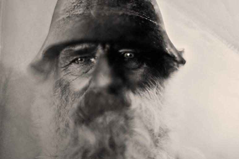 Portraitfotografie mit Ambrotypie - Foto: Kurt Moser