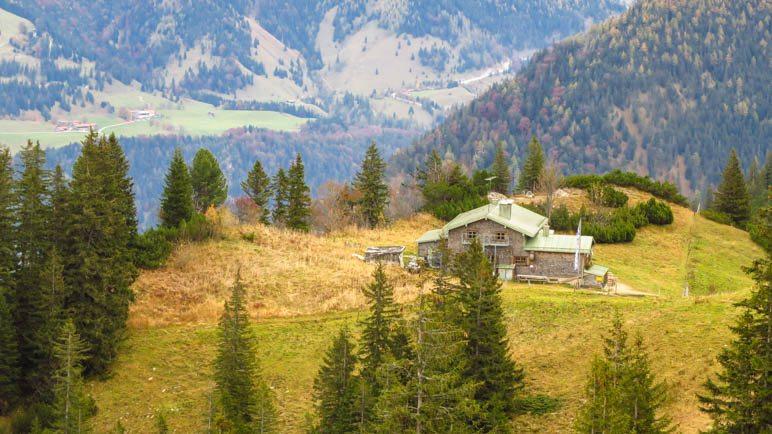 Das Taubensteinhaus