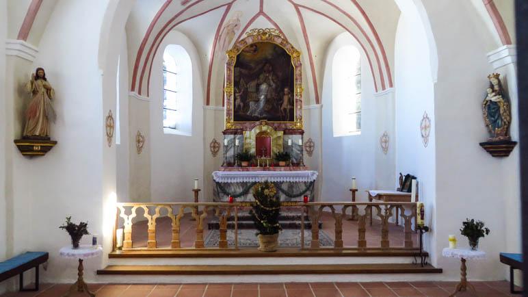 In der Schnappenkirche