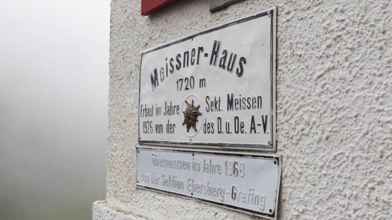 Am Meissner Haus