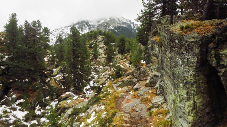 Felsdurchsetztes Gelände