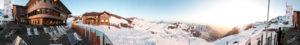 Handy-Panorama mit Nebelhorn-Seilbahnstation