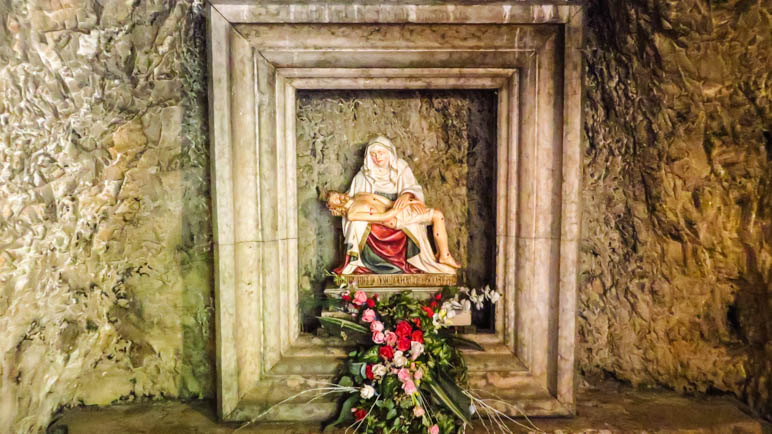 Maria und Jesus