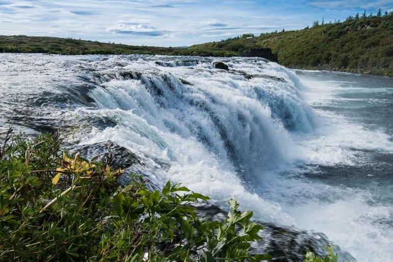 Die Faxi-Wasserfälle im Golden Circle