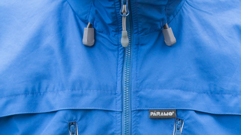Die Bentu Outdoor-Jacken von Páramo tragen sich anders als andere Funktionskleidung