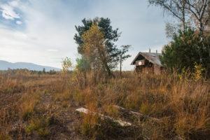 Die Bahnhütte