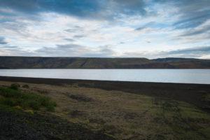 Der See Kleifarvatn