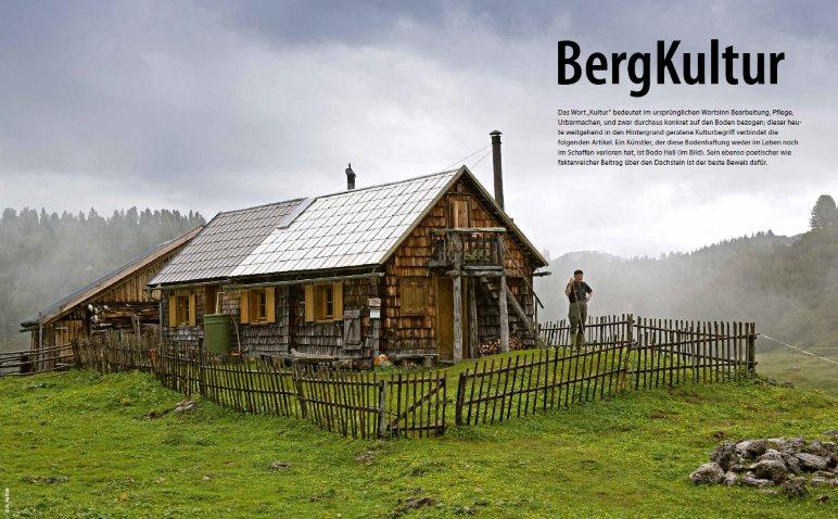 Bergkultur - Foto: H. Raffalt