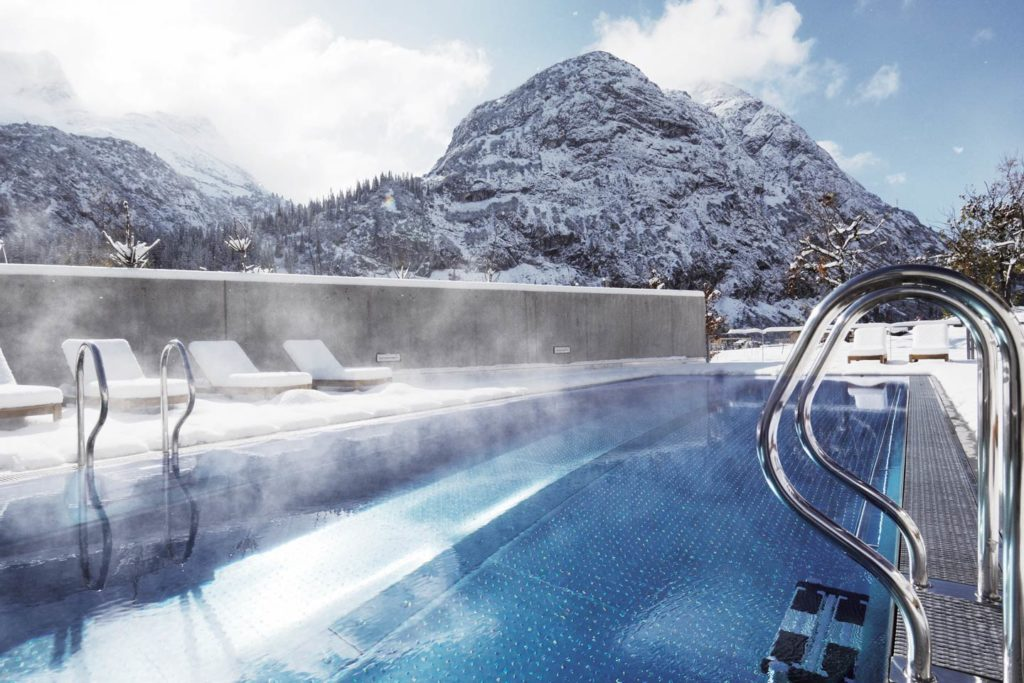 Pool - Foto: Alpen Sport Resort Rote Wand