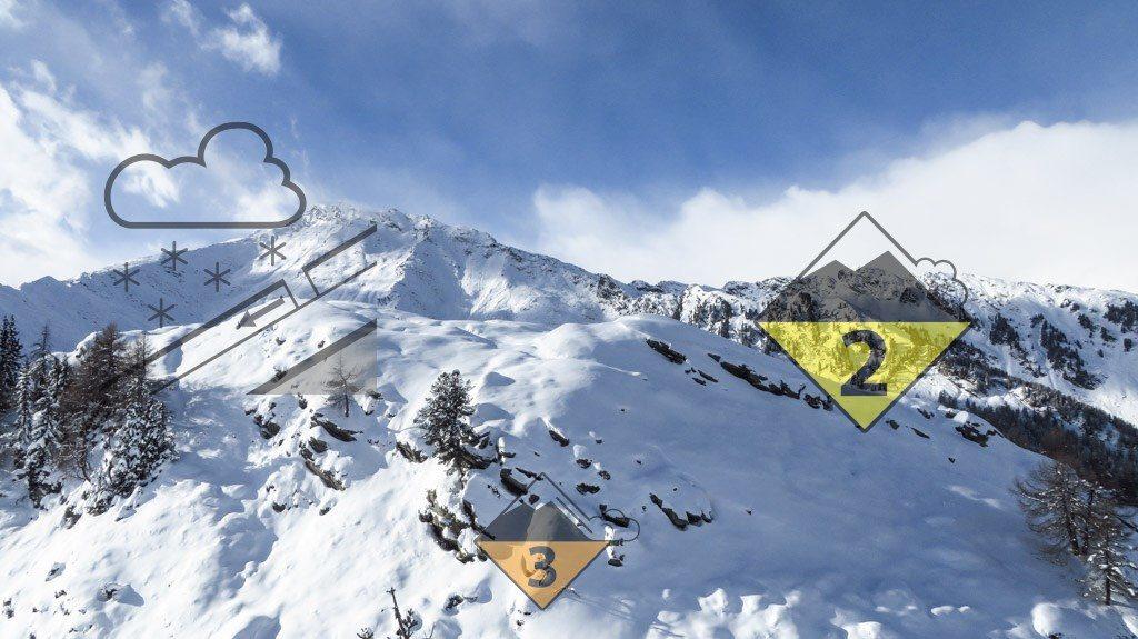 Der Lawinenwarndienst Tirol biete die Lawinen Quiz App kostenlos an