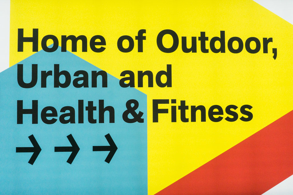 Die ISPO: Home of Outdoor und erster großer Bloogertreff des Jahres
