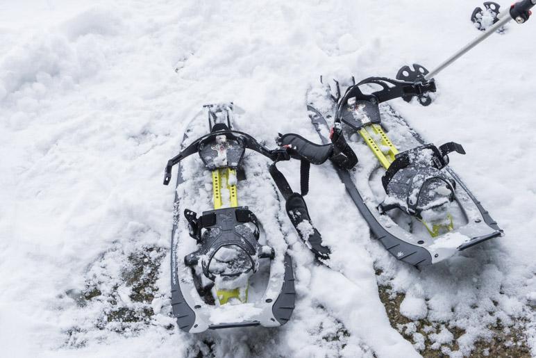 Eine Schneeschuhwanderung im Brixental