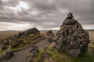 Fels am Laufskálavarða