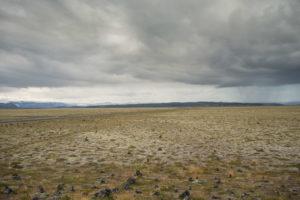 Der Mýrdalssandur ist eine weite, leere Fläche, irgendwie faszinierend