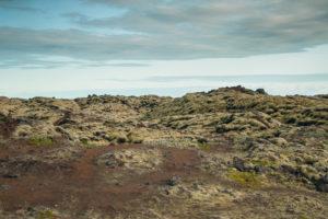 Im Gebiet von Mýrdalssandur und Skeiðarársandur